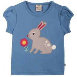 Frugi Bunny Applique Top