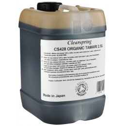 Clearspring Tamari Soya Sauce - 2.5 L test