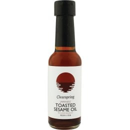 Clearspring Sesame Oil Toasted - 150ml