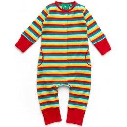 Multi-Talented Baby Grow - Ice Cream Stripe