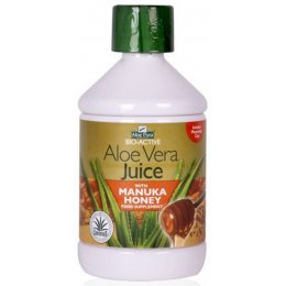Aloe Pura Aloe Vera & Manuka Honey Juice - 500ml