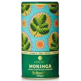 Aduna 100% Organic Moringa Superleaf Powder - 200g