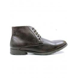 Wills London Vegan Chukka Boots - Brown