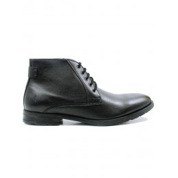 Wills London Vegan Chukka Boots - Black