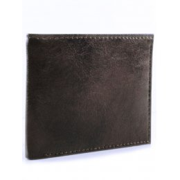 Wills London Vegan Wallet - Brown