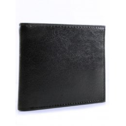 Wills London Vegan Wallet - Black
