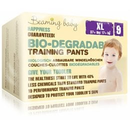 Beaming Baby Biodegradable Training Pants - XL - Pack of 19