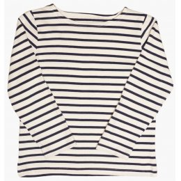 The Fableists Organic Breton Stripe Unisex Top