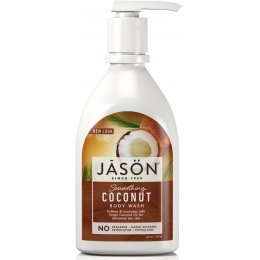 Jason Smoothing Coconut Body Wash - 900ml