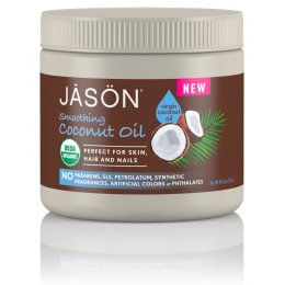 Jason Smoothing Coconut Oil - 450ml