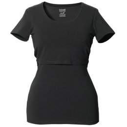 Boob Classic Maternity & Nursing Round Neck Short Sleeve Top