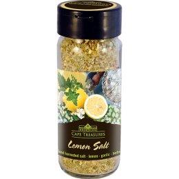 Cape Treasures Lemon & Garlic Salt - 80g