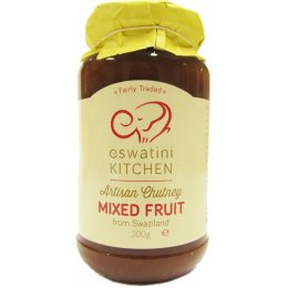 Eswatini Swazi Kitchen Mixed Fruit Chutney - 275g
