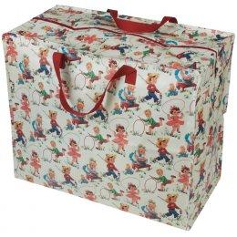 Recycled Jumbo Storage Bag Vintage Kids