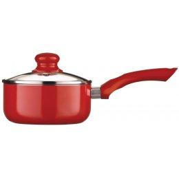 Ecocook Saucepan 16cm - Red