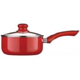 Ecocook Saucepan 18cm - Red