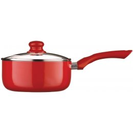Ecocook Saucepan 20cm - Red