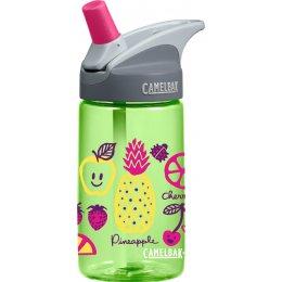 CamelBak Eddy Kid's Water Bottle - 0.4L - Fruit