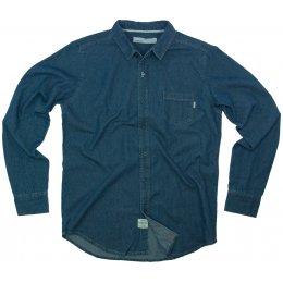 Komodo Dark Denim Rancher Shirt
