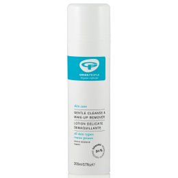 Green People Gentle Cleanser & Make-Up Remover - 200ml