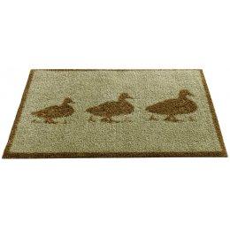 Puddle Ducks Doormat
