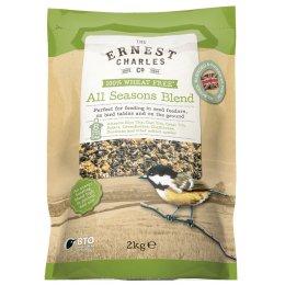 Ernest Charles All Seasons Blend Bird Feed - 2Kg