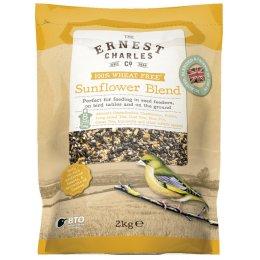 Ernest Charles Sunflower Blend Bird Feed - 2kg