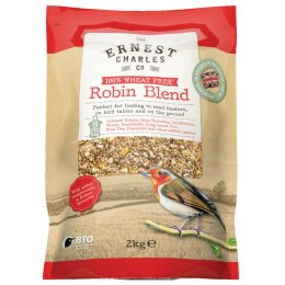 Ernest Charles Robin Blend Bird Feed - 2kg
