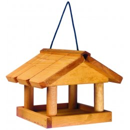 Mini Hanging Bird Table FSC