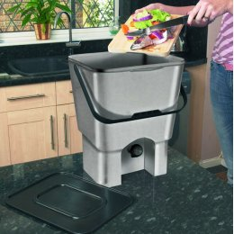 Twin Pack Bokashi Compost Bin