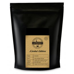 Caf�direct Limited Edition Fairtrade & Organic Coffee - 250g