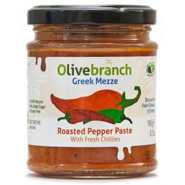 Olive Branch Red Pepper Paste - 190g