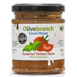 Olive Branch Sundried Tomato Paste - 190g