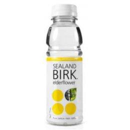 Sealand Birk Organic Birch Tree Water - Elderflower - 330ml