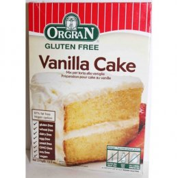 Orgran Vanilla Cake Mix - 375g test