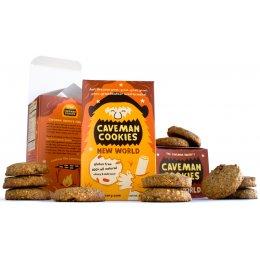 Caveman Cookies - New World - 125g