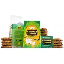 Caveman Cookies - Rainforest - 125g