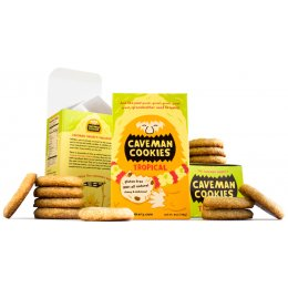 Caveman Cookies - Tropical - 125g