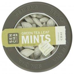 Sencha Naturals Bombay Chai Green Tea Mints - 28g