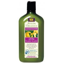 Avalon Organics Shine Conditioner - Ylang Ylang - 325ml test