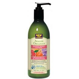 Avalon Organics Hand & Body Lotion - Grapefruit & Geranium - 340g test