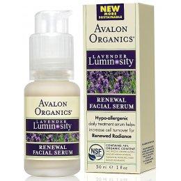 Avalon Organics Renewal Facial Serum - 30ml