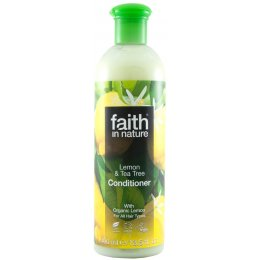 Faith in Nature Conditioner - Lemon & Tea Tree - 400ml