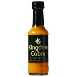 Kingdom Cobra Chilli Sauce 125g