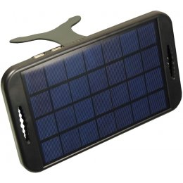 PowerPlus Camel 3 Watt Multi Item USB Solar Charger test