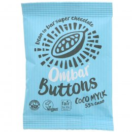 Ombar Coco Mylk Buttons - 25g