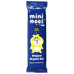 Moo Free Dairy Free Hammys Original Chocolate Bar 20g