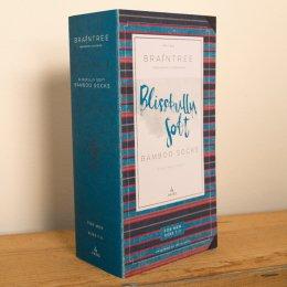Braintree Bamboo Socks Gift Box - Stripey