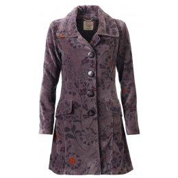 Nomads Esme Velvet Coat