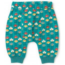 Jelly Bean Joggers - Flowers On The Vine Print